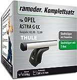 Rameder Komplettsatz, Dachträger ProBar für Opel Astra G CC (115545-03405-23)