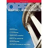 Baroque Classics. Deidamia, La Didone, Adriano in Siria, Ercole Amante, Zoroastre, Dove é Amore é Gelosia.