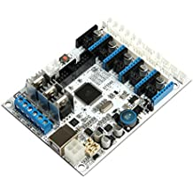 Geeetech - Tablero de control para impresora 3D, GT2560, compatible con energía extrusora dual, ATmega2560Ultimaker, rampas