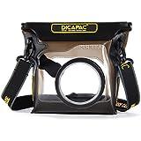 DiCAPac WP-S3 pour appareil photographique hybride avec d'objectifs interchangeables: SONY NEX, OLYMPUS E-PL E-P E-PM etc.