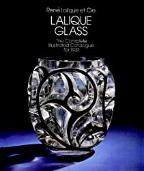 Lalique Glass: Complete Illustrated Catalogue for 1932