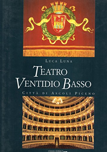 Teatro Ventidio Basso citt di ascoli piceno