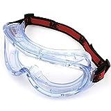 LLU Gafas de protección Antiacnico Antiacido a Prueba de Polvo Proteger Gafas