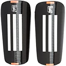 adidas 11Nova Pro Lite - Espinillera, Color Negro/Blanco/Rojo, Talla S