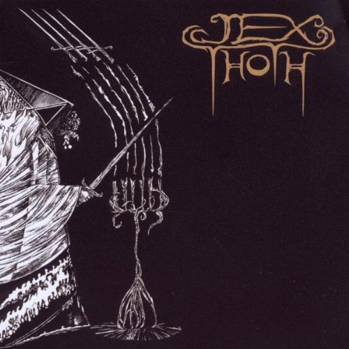 Jex Thoth: Witness (Audio CD)