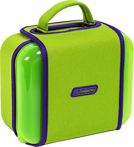 Nalgene Lunchbox \'Buddy\' Dose, grün, One Size