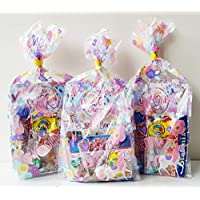 20 x Unicorn design pre filled party bags with favours and sweets for girls on any occasion