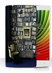 PrintFunny Designer Printed Case For LenovoA2010