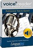 Voice Reader Studio 15 Español-Argentina / Español (Argentina) / Spanish (Argentine) – Professional Text-to-Speech - Programa para convertir texto a voz (TTS) para Windows PC