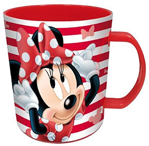 Disney Minnie Mouse Kinder Becher Kunststoff-Tasse