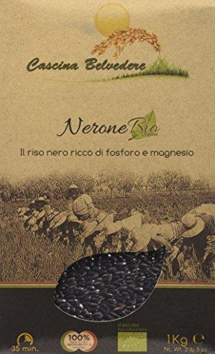 Cascina Belvedere Riso Nerone Integrale - 1000 gr