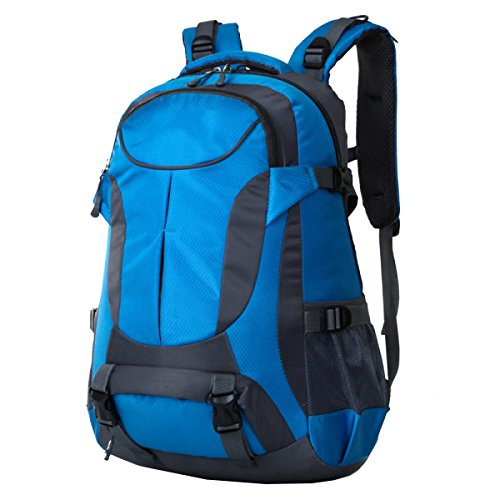 Zaino Escursionistico Xin Alpinismo Sport E Tempo Libero Campeggio Viaggi Escursioni Zaino Multifunzionale All'aperto. Multicolore Black