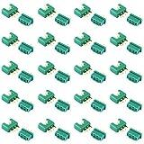 OliYin 20 Paare MPX Multiplex Steckverbinder 6 Pin MPX Stecker Männlich und Weiblich Für RC LiPo Batterie ESC Motor