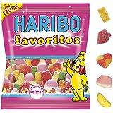 Haribo Favoritos Azucar Surtido de Caramelos de Goma - 275 gr