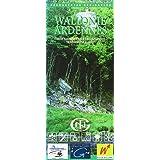 Wallonie / Ardennen  1 : 100 000 (Découvertes Reg)