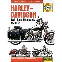 Haynes Harley-Davidson Twin Cam 88 Models '99 - 03