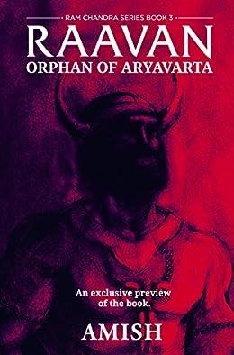Raavan Orphan of Aryavarta - Amish Tripathi latest novel