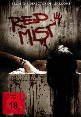 Red Mist (DVD)VL KJ POSTEN! Warner -