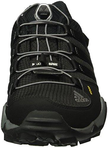adidas Unisex Baby Terrex Gtx K Laufschuhe Black (Negbas / Negbas / Grivis)
