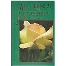All Things Are Possible by Sue Monk Kidd (1988-07-02)
