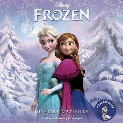 [ { Frozen: The Junior Novelization } ] BY ( Author ) Feb-2015 [ Compact Disc ]
