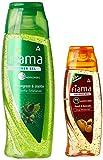 #10: Fiama Di Wills Lemongrass and Jojoba Gentle Exfoliation Shower Gel, 250ml with Free Ashwagandha and Almond Cream Body Wash, 100ml