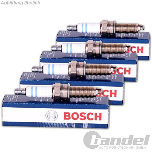 4x Originale Bosch 0 242 236 571 Candela daccensione FR7KI332S