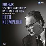 Brahms: Sinfonien, Ouvertüren, Alt-Rhapsodie, Haydn-Variationen & Ein Deutsches Requiem