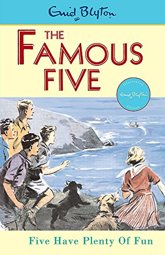 Five Have Plenty Of Fun: Classic cover edition: Book 14 (Famous Five)