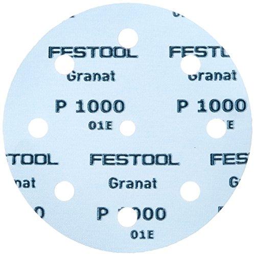 Preisvergleich Produktbild FESTOOL 497180 Schleifscheiben STF D125/90 P1000 GR/50
