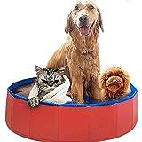 wow - meistverkaufte portable - pet - badewanne, schwimmbad, große und mittlere haustier hund, katze, schwimmbad, indoor - und outdoor - pool