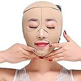 TAOtTAO Gesundheitswesen-Gesichtsmassage-volle Facelift-Maske, die Gesichtsmassage-Verband abnimmt Leistungsstarke Gesichtsmaske (L)
