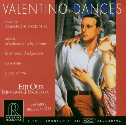 Valentino Dances: Music of Dominick Argento (2000-02-15)