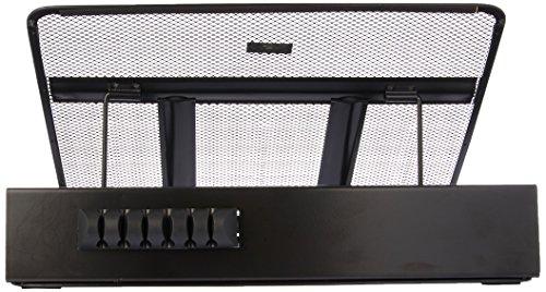 AmazonBasics - Soporte ajustable ventilado para portátil