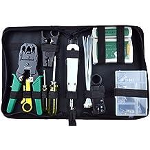 aimtech 12in 1computer di rete professionale manutenzione riparazione strumenti Kit (aimt1401)