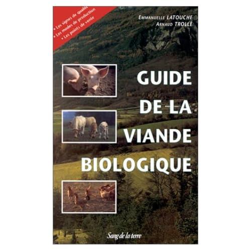 Guide de la viande biologique