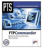 FTP Commander, 1 CD-ROM . . . und der Download-Frust hat ein Ende. Kompatibel zu allen Webservern mit automatischer Erkennung. Unterstützt auch Proxy Firewall, Socket 4, Socket 5, Binary, ASCII. Kopieren per Drag & Drop. Sortie