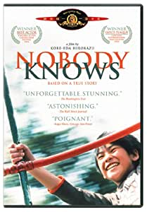 Nobody Knows [Import USA Zone 1]