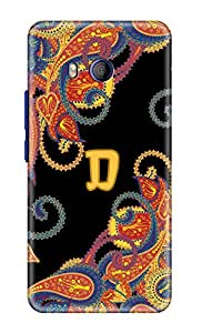 SWAG my CASE Printed Back Cover for HTC U11