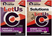 Let Us C 16th Edition - Main Book & Solutions (Set of 2 bo