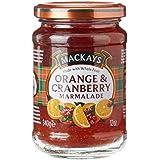 Mackays Marmalade, Orange and Cranberry, 340g