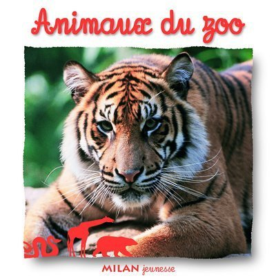 Animaux du zoo par Natacha Fradin
