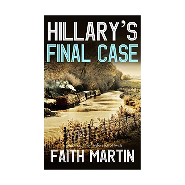 HILLARY'S FINAL CASE a gripping crime mystery full of twists 5113TJU9lFL