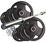 Olympia Langhantelset Body-Track® DB50R 70 kg
