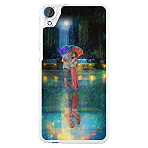 a AND b Designer Printed Mobile Back Cover / Back Case For HTC Desire 826 (HTC_826_667)