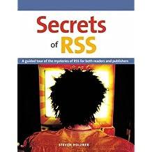 Secrets of RSS (Visual Quickstart Guides)