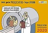 366 gute Perscheid-Tage 2020: Tageskalender (Perscheids Abgründe) - Martin Perscheid