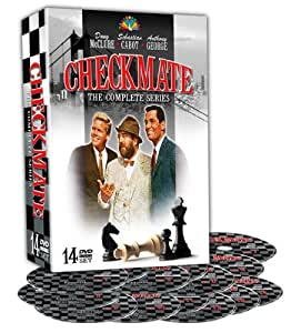 Checkmate: Complete Series [DVD] [Region 1] [US Import] [NTSC]