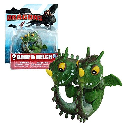 Dragons - Mini Spielfigur - Drachen Kotz und Würg - Barf & Belch