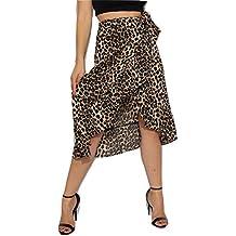 Damen Zebra Print Damen Kurze Club Party Damen Mädchen Rüschen Mini Kurzen Rock